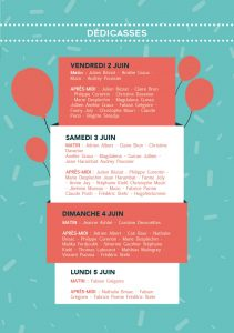 Gaetan Richard graphiste webdesigner 2018 structure des pages du projet festival de la BD