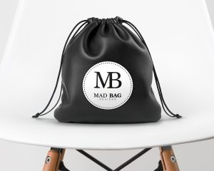 Gaetan Richard graphiste webdesigner 2018 projet marque de sac a main Mad Bag