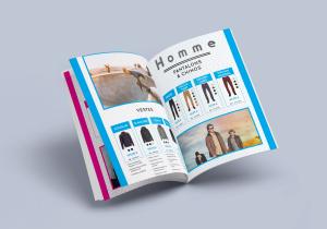 Gaetan Richard graphiste webdesigner 2018 projet volcom