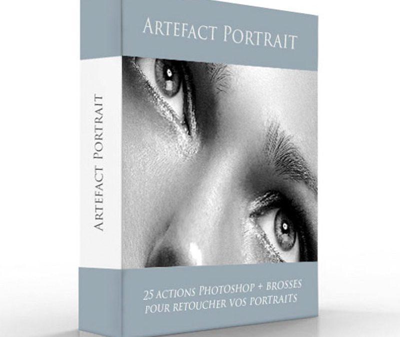 Photoshop – Artefact Portraits